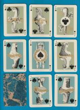 Collectable playing cards Classic by Paul Mathison